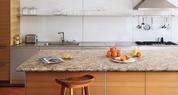 Golden Romano Kitchen