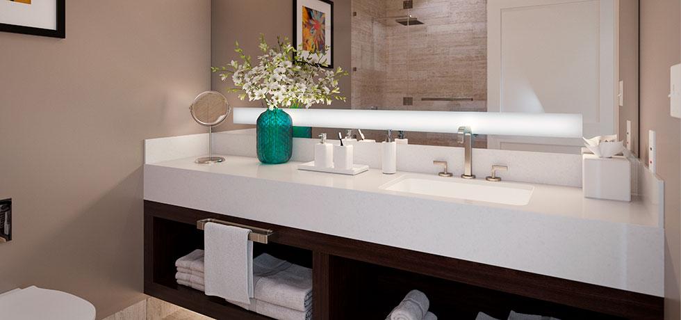Hotel Room | Bathroom