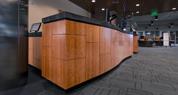 AASU Library Reception Desk