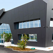 Firmengebäude Lorenzoni Srl