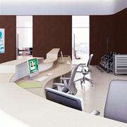 Patient Care Reception Desk
