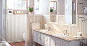 Bianco Romano Bathroom