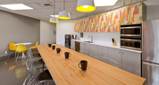 BlackPoint IT Services Breakroom
