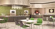 Healthcare | Cafeteria/Cafe