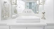 2018 Parade of Homes | Pristine Quartz Bath