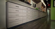 DR Horton Design Center Cabinets