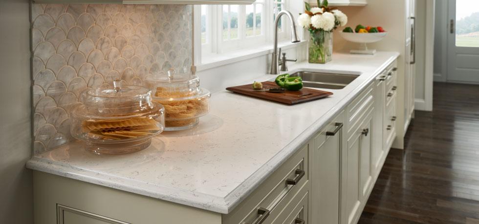Application Haida Quartz Dimensional Detail Kitchen