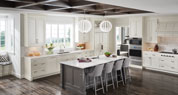 Haida Quartz | Transitional Kitchen