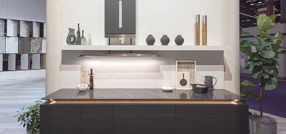 KBIS 2018 | Bold Classic Kitchen | Fingerprint-resistant