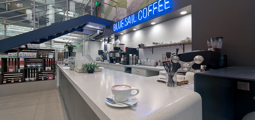 Little Rock Tech Park | Coffee Bar