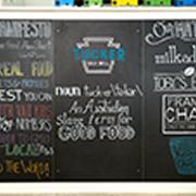 Tucker Silk Mill | Chalkboard Laminate