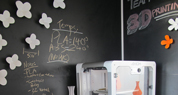 RE-COVER™ Chalkboard Laminate Walls | photo credit: VESSOLDE and Meander26