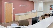 Stony Brook | Reception Desk