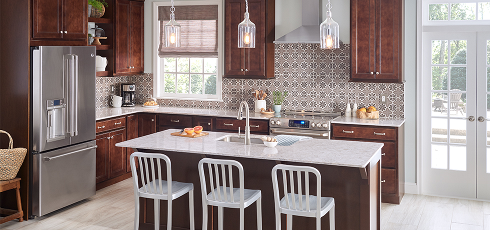 Semi-translucent Countertops | Residential Kitchen