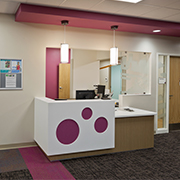 Akron Children's Hospital | Arrival Desk