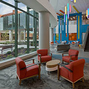 Akron Children's Hospital | Sitting Area