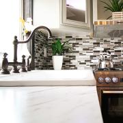 Tiny Idahomes Renovation | Marble Inspiration