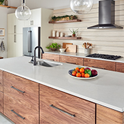 Quartz Kitchen | Rain Shadow