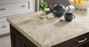 Seamless Solid Surface Island | Jovian, 9211CM