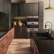 Aspen Retreat | Handsome Kitchen Design