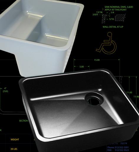 Ordinaire ADA DropIn Sink