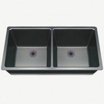 Double DropIn Sink