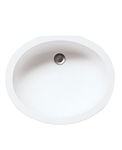 Oval Vanity BV1613 Sinks Countertops