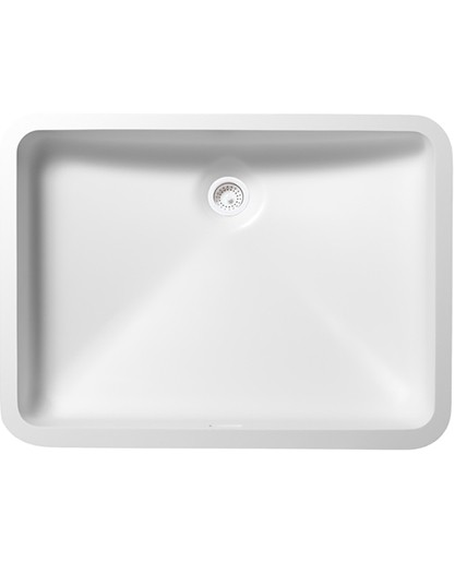 Large Rectangle BV1812 Sinks Countertops