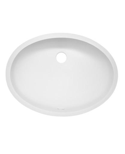 Oval Vanity Large AV1813 Sinks Countertops