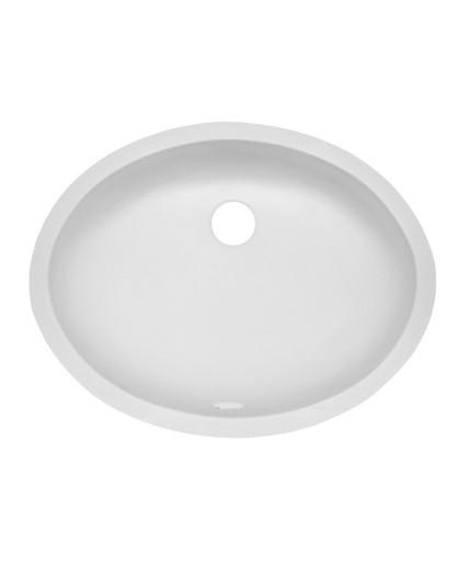Oval Vanity AV1612 Sinks Countertops