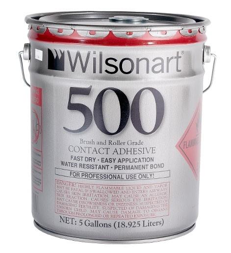 Wilsonart® 500 Professional Brush/Roller Grade Contact Adhesive WA-500 Adhesive Countertops