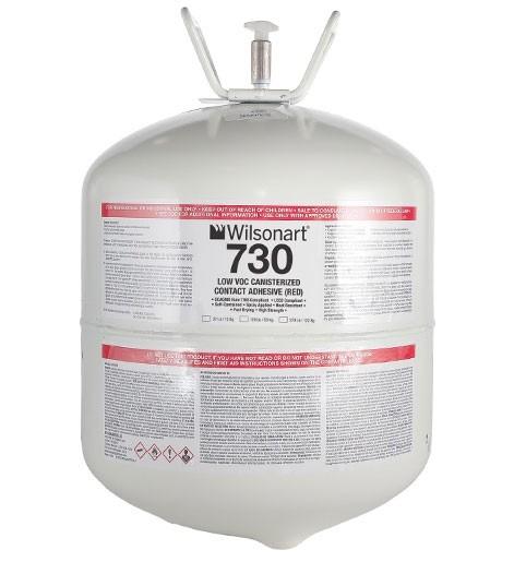 Wilsonart® 730/731 Low VOC Canister Spray Adhesive WA-730/731 Adhesive Countertops