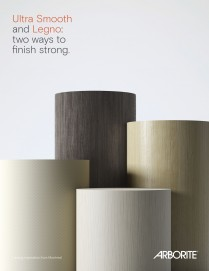 Ultra Smooth & Legno finish brochure
