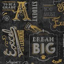 Dream Big Old School