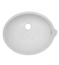 Oval ADA Vanity Bowl