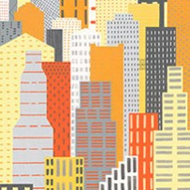 Big City (Landscape)