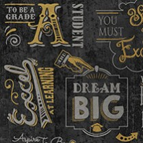 Dream Big Old School