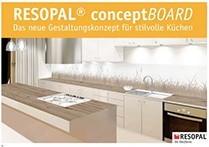 RESOPAL® conceptBoard