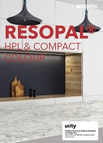 RESOPAL® HPL & Compact Colour (Unity) Brochure