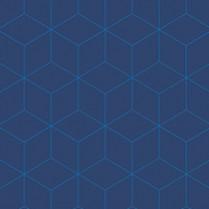 HEXACUB Bleu