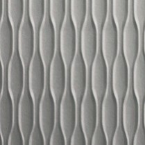 Mesh Titanium Glazed Finish